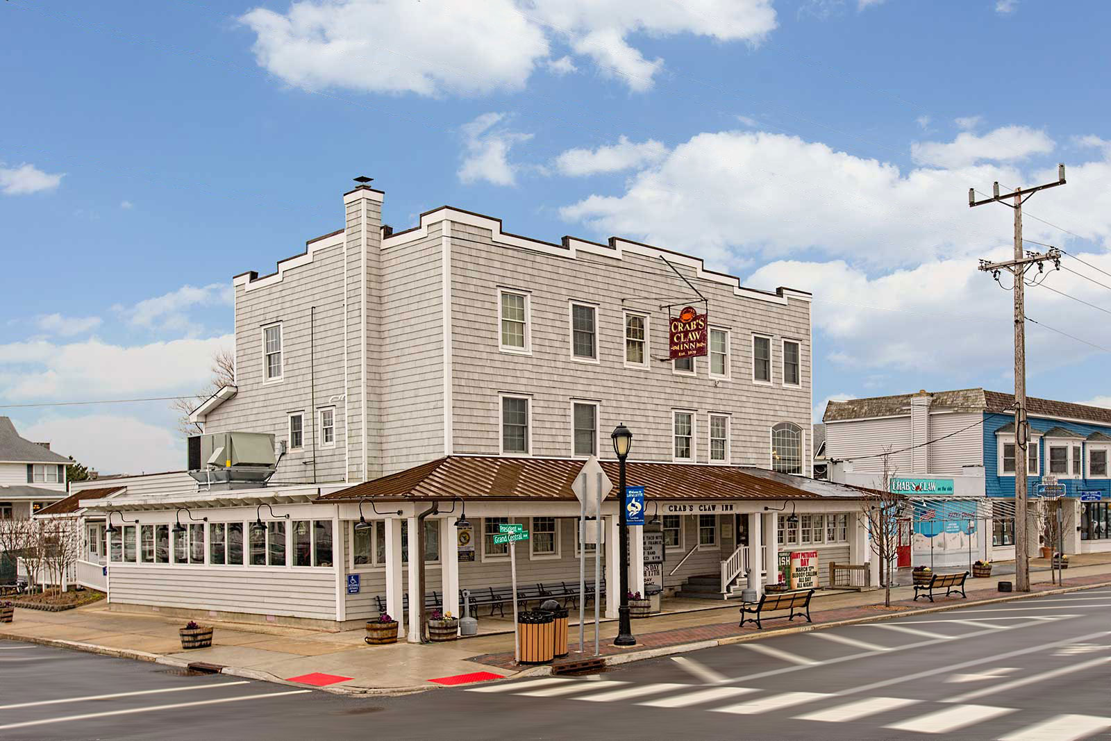 Best restaurants in ocean county new jersey the crab 39 s for Lavallette nj